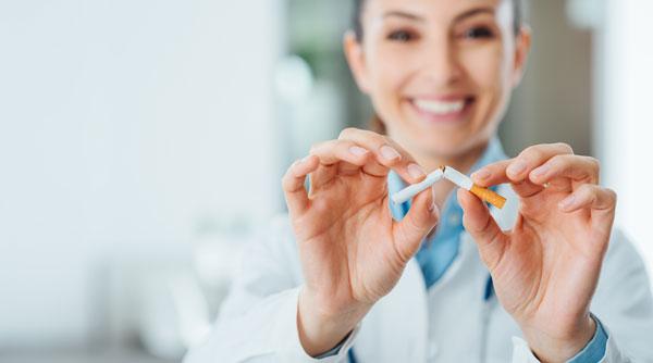 Relación tabaco e Implantes dentales
