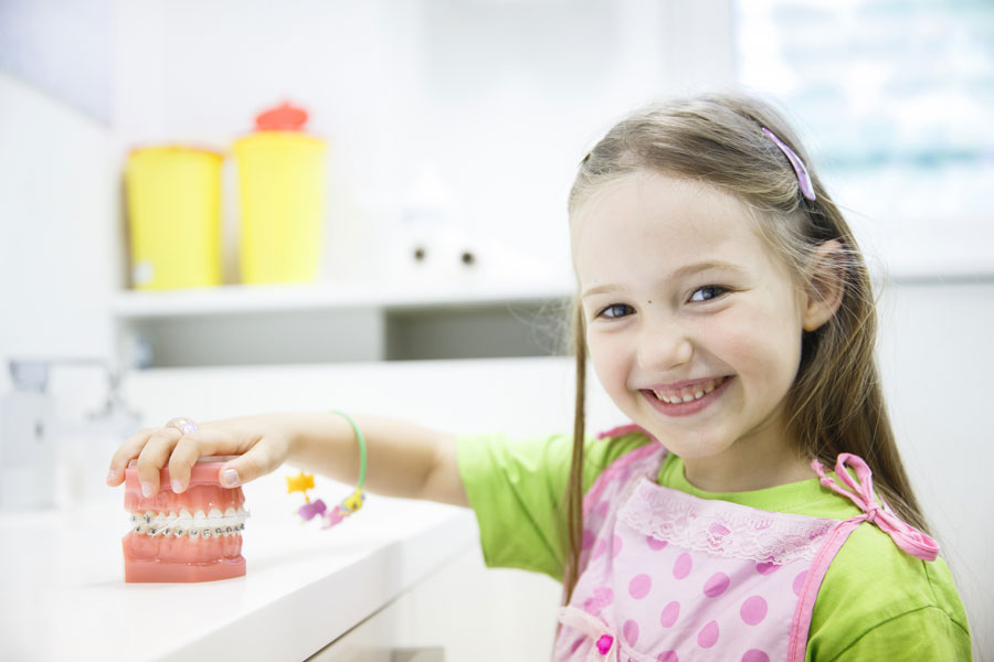 La Ortodoncia infantil