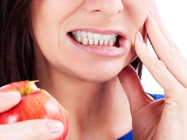 Dolor por sensibilidad dental
