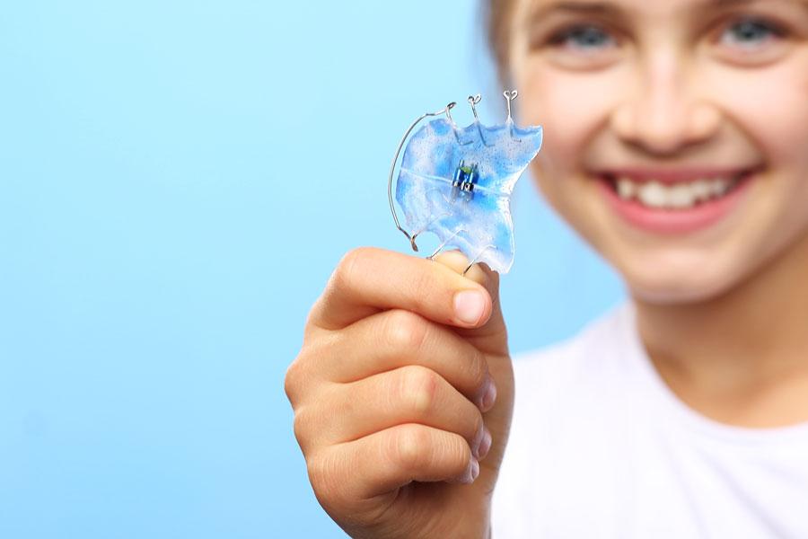 Aparatos removibles en ortodoncia infantil
