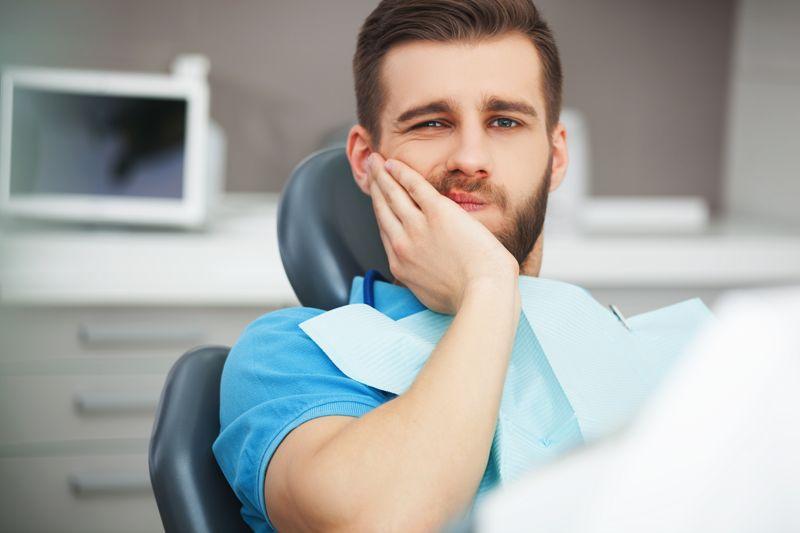 Problemas tras la colocación de implantes dentales