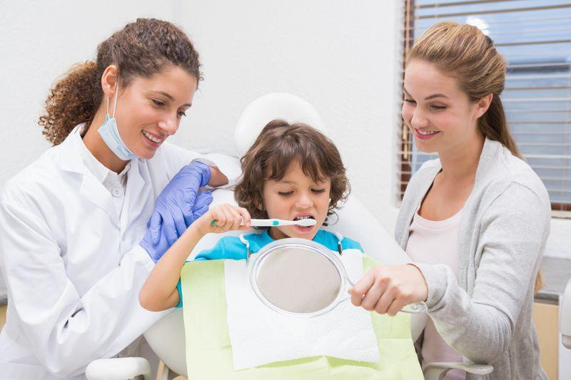 Problemas dentales en niños y como evitarlos