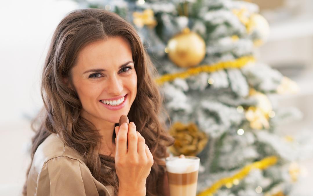 ¿Quieres saber cómo mantener tus dientes sanos estas Navidades?
